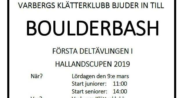 Hallandscupen deltävling 1